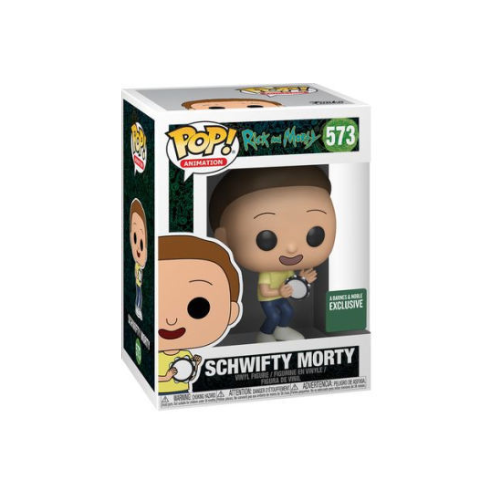 Barnes Noble Exclusive – Schwifty Morty
