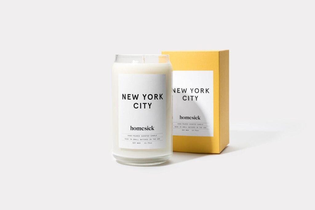 Homesick Candle New York City