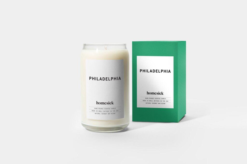 Homesick Candle Philadelphia