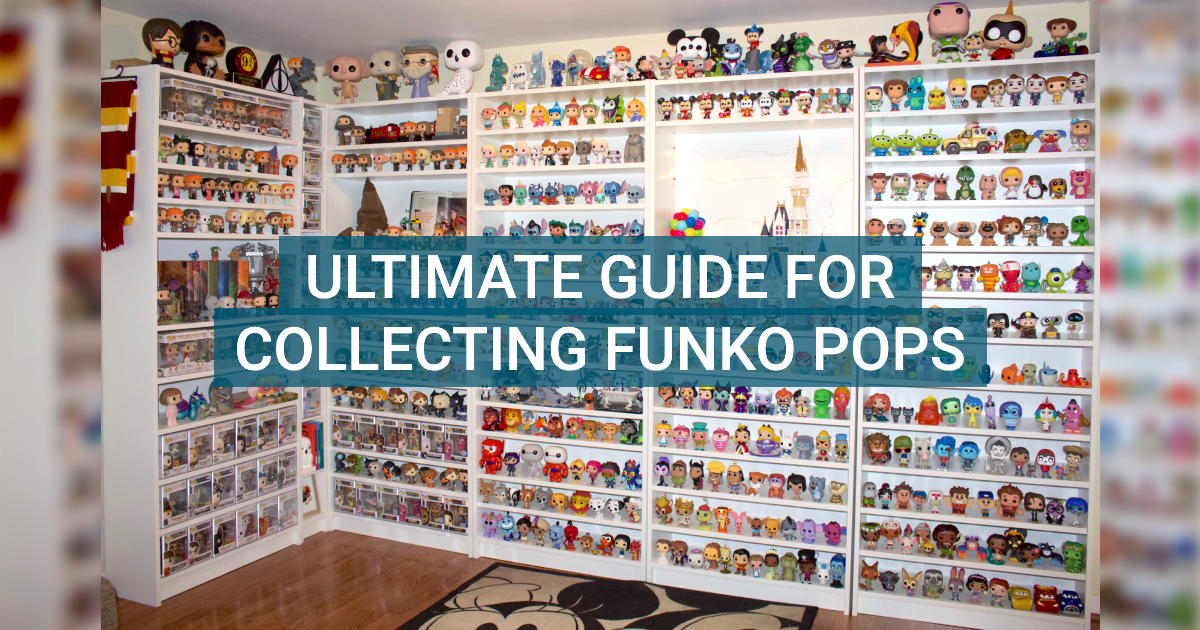 Funko Pop Collecting