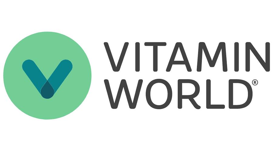 vitamin world logo