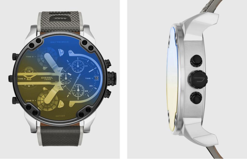 Diesel часы американские бренды