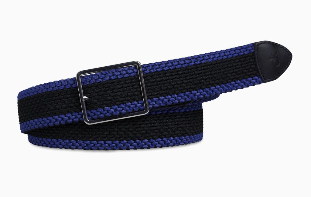 3 ck braided belt