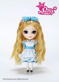 маленькая кукла пуллип