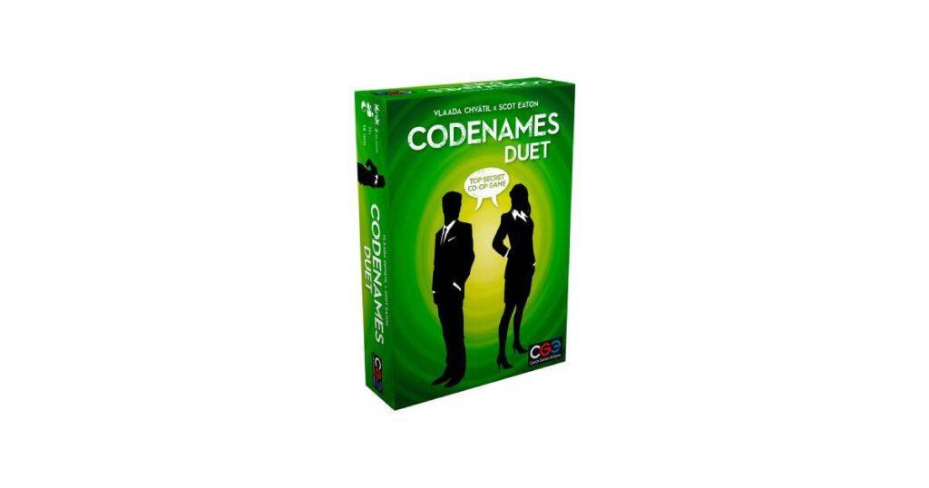 Codenames Duet 1
