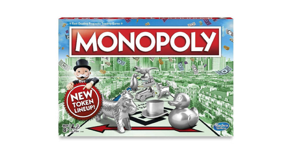 Monopoly edited