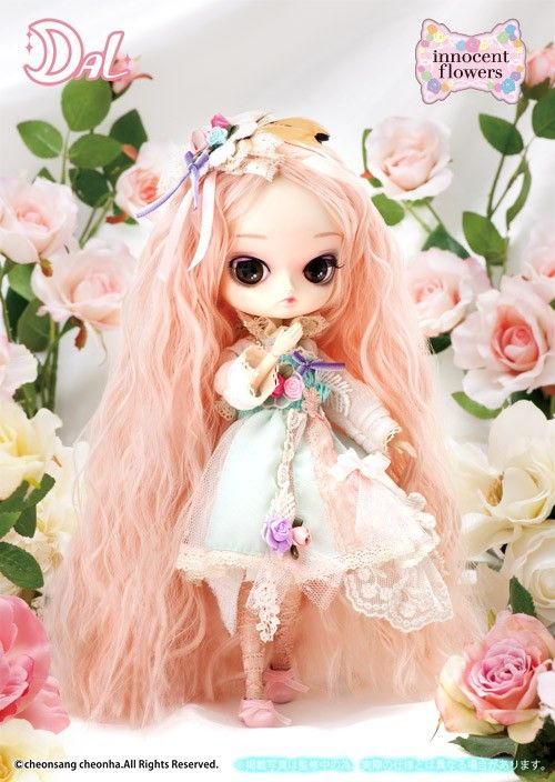 dal pullip doll