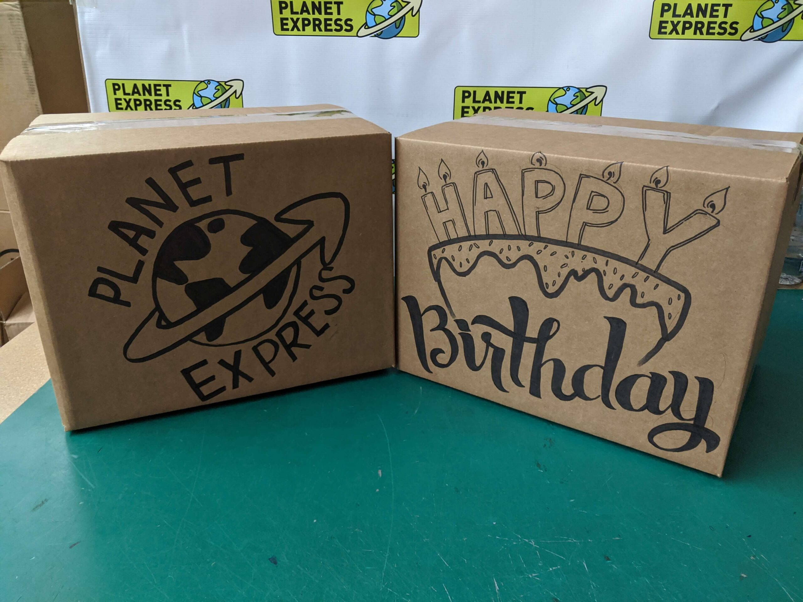 Birthday Box
