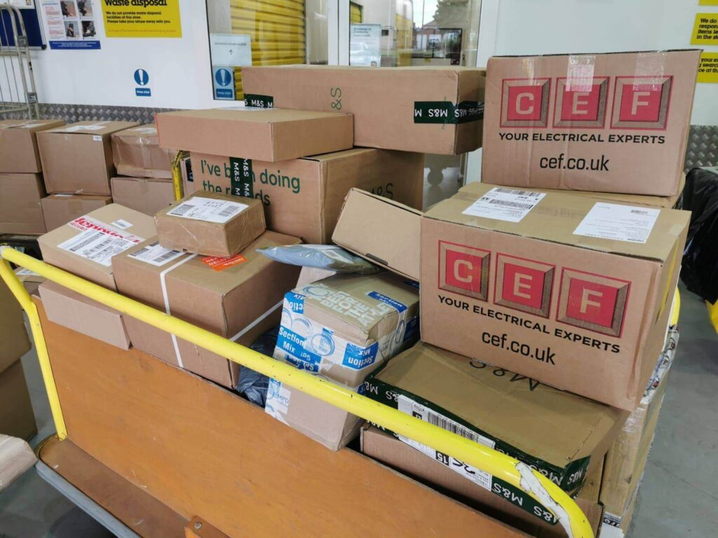 Packages In the UK