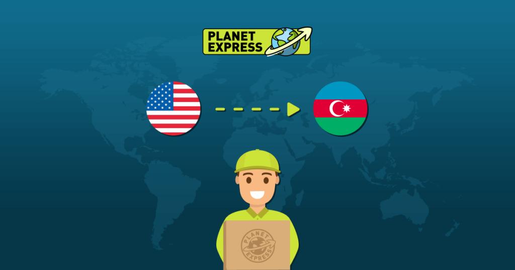 Shipping from the USA to Azerbaijan